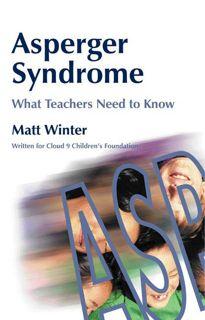 Asperger's syndrome homework help