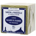 Marius Fabre: Traditional French Olive Soap Cube 400g