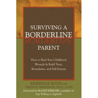 Surviving A Borderline Parent: How to Heal Your Childhood Wounds