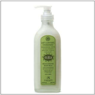 OLIVIA Organic Moisturizing Body Milk - 230ml