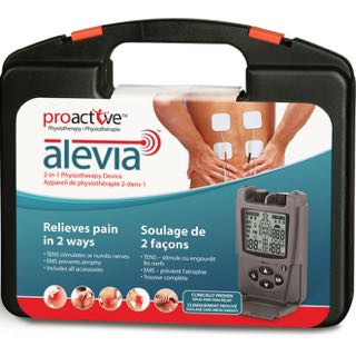 ProActive Alevia, 2-in-1 Physiotherapy Device