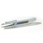 Denco Easy Grip Slant Tip Tweezer